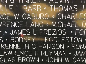 Vietnam Veterans Memorial (TWTH) 3-2017